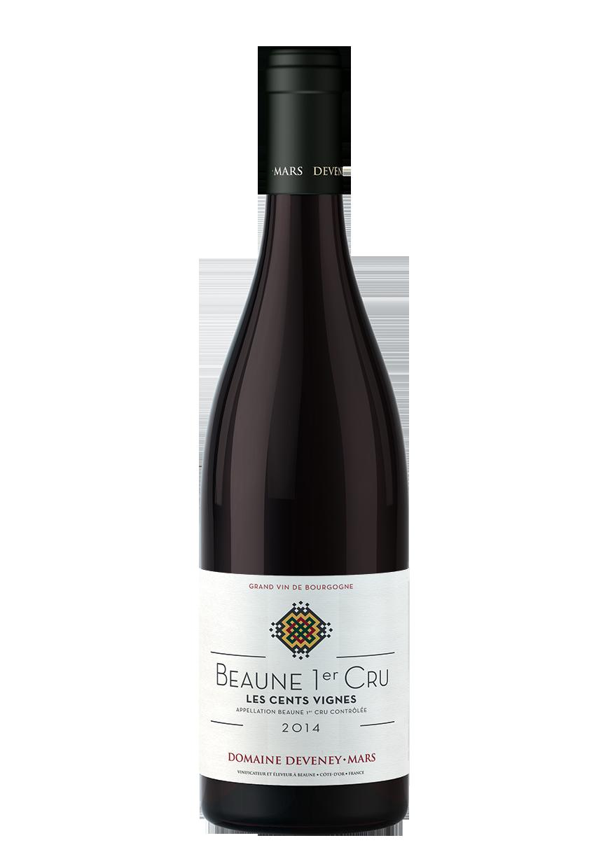 Domaine Deveney-Mars Beaune 1er Cru Les Cents Vignes 2014