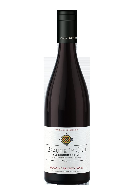 Domaine Deveney-Mars Beaune 1er Cru Les Boucherottes 2015