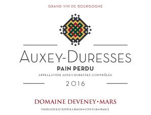 Auxey-Duresses Pain Perdu 2016