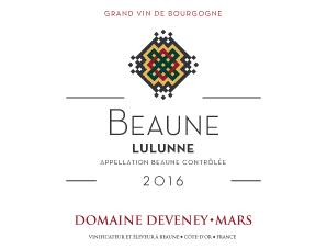 Beaune Lulunne 2016