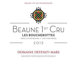 Beaune 1er Cru Les Boucherottes 2015